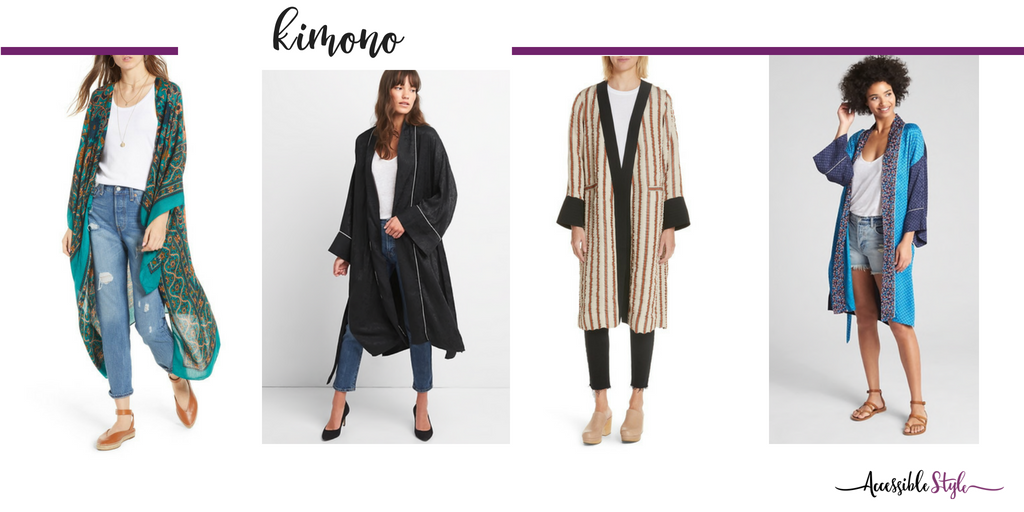 Summer Wardrobe Essentials - What to Keep and What to Add to your Wardrobe Kimono