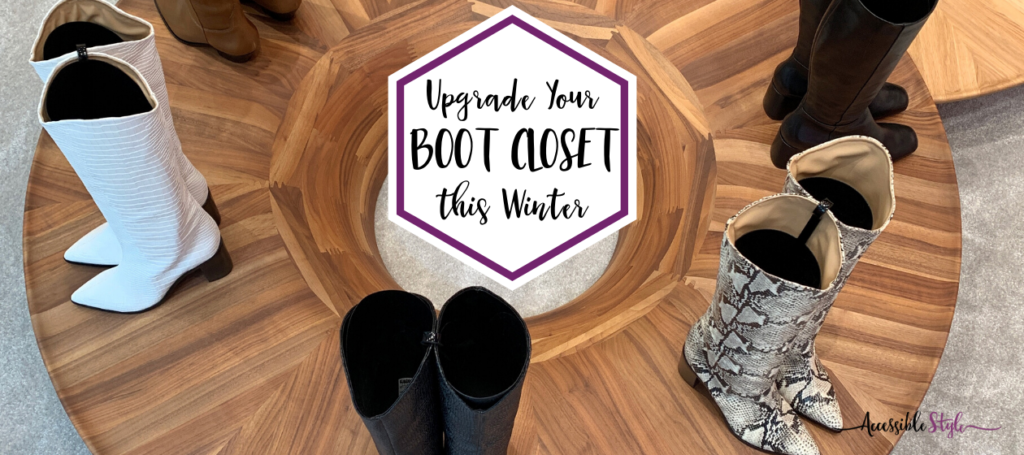 NJ Personal Stylist Neepa Sikdar Upgrade Your Boot Closet This Winter feature