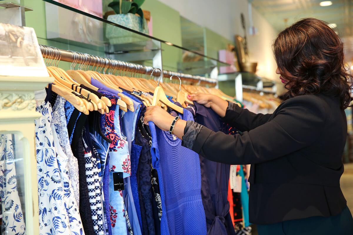 NJ Personal Stylist Neepa Sikdar Sort Shop Style