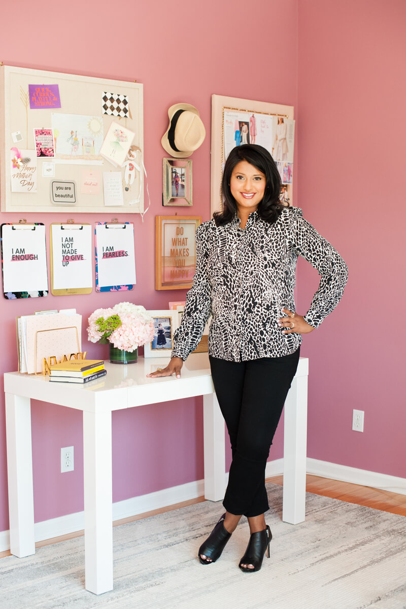 About NJ Personal Stylist Neepa Sikdar